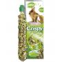 """Mega Sticks Kaninchen-Meerschweinchen """"Grüne Weide"""""""