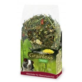 JR Farm Grainless Herbs Meerschweinchen