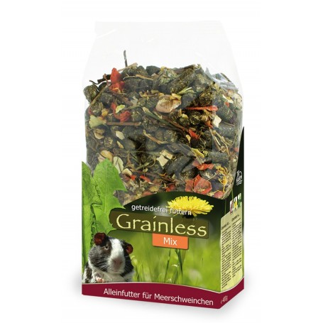 JR Farm Grainless Mix Meerschweinchen