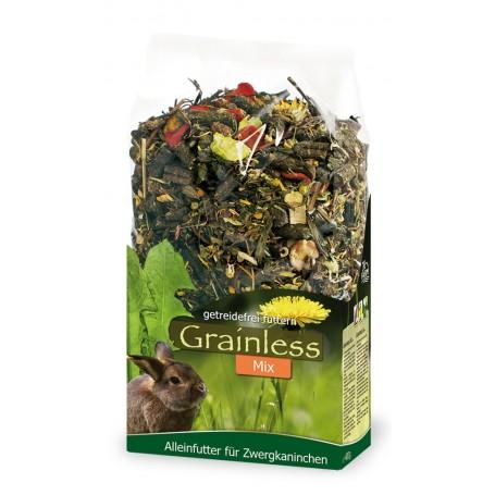 JR Farm Grainless Mix Zwergkaninchen