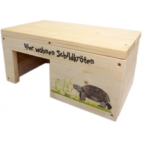 Schildkrötenhaus S